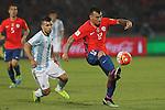 Clasificatorias Rusia 2018 Chile vs Argentina