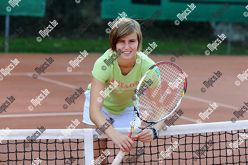 2013-09-16 / Tennis / seizoen 2013 / Greet Minnen<br /><br />Foto: Mpics.be