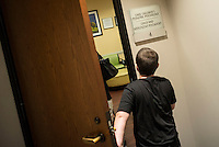 Autism for Joe<br /> Joe walks into the offices of his psychiatrist at the Children's Hospital of Orange County.
