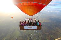 20140401 April 01 Hot Air Balloon Gold Coast