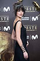 Cecilia Gomez attends to the premiere of 'La Peste' at Callao Cinemas in Madrid, Spain. January 11, 2018. (ALTERPHOTOS/Borja B.Hojas) /NortePhoto.com NORTEPHOTOMEXICO
