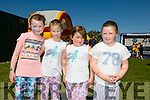 Kaitlyn Hussey, Taylor McCarthy, Holly McCarthy and Clara Deen at the Sliabh a' Mhadra NS, Ballyduff, Parents Association Fun Day on Sunday