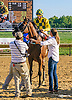 No Wunder winning at Delaware Park on 9/22/16