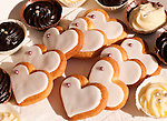 Heart Cookies - Heart shaped cookies