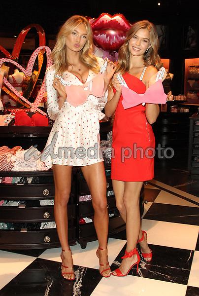 Victoria Rsquo S Secret Angels Josephine Skriver And Romee Strijd