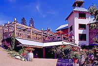 Winery in South Okanagan Valley, BC, British Columbia, Canada