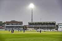 General view of the Cowdrey and Wooley stands during the Royal London One Day Cup game between Kent and Somerset at the St Lawrence Ground, Canterbury, on May 29, 2018