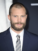 www.acepixs.com<br /> <br /> February 2 2017, LA<br /> <br /> Jamie Dornan arriving at the premiere of 'Fifty Shades Darker' at The Theatre at The Ace Hotel on February 2, 2017 in Los Angeles, California.<br /> <br /> By Line: Peter West/ACE Pictures<br /> <br /> <br /> ACE Pictures Inc<br /> Tel: 6467670430<br /> Email: info@acepixs.com<br /> www.acepixs.com