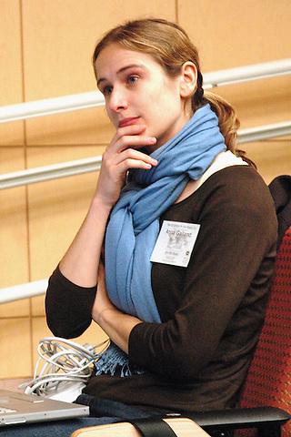 Anna Galland, Executive Director Moveon.org