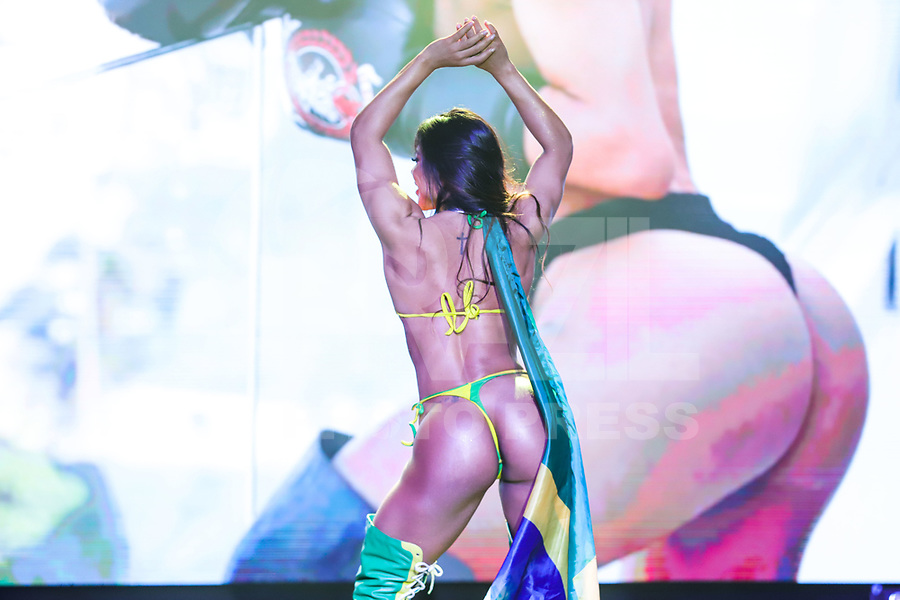 CIDADE DO MÉXICO, MÉXICO, 30.09.2019 - MISS-BUMBUM - Suzy Cortez durante a final do concurso Miss Bumbum World na  ForoTotal Play na Cidade do México na capital mexicana nesta segunda-feira, 30.  (Foto: William Volcov/Brazil Photo Press)