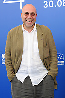 Italian director Paolo Virzi' attends a photo call for his movie 'Ella & John - The Leisure Seeker' at the 74th Venice Film Festival, Venice Lido, September 3, 2017. <br /> UPDATE IMAGES PRESS/Marilla Sicilia<br /> <br /> *** ONLY FRANCE AND GERMANY SALES ***