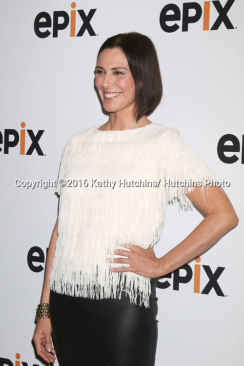 LOS ANGELES - JUL 30:  Michelle Forbes at the EPIX Television Critics Association Tour Photo Line at the Beverly Hilton Hotel on July 30, 2016 in Beverly Hills, CA