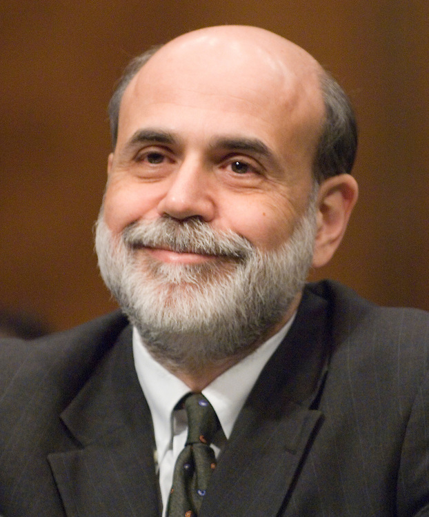 Federal Reserve Chairman Ben Bernanke appears before the Senate Banking, Housing and Urban Affairs Committee to deliver the semiannual monetary policy report on Wednesday, Feb. 14, 2007.