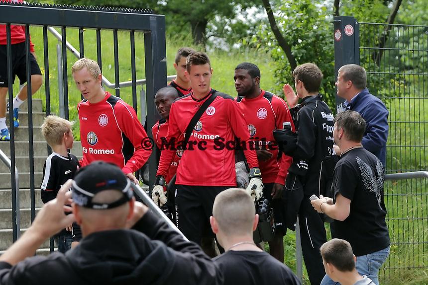 Eintracht Frankfurt Trainingsauftakt