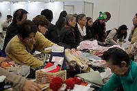 SAO PAULO, SP - 09.07.2016 - EVENTO-SP - Movimenta&ccedil;&atilde;o na 19&ordm; edi&ccedil;&atilde;o do Festival do Jap&atilde;o  no centro de exposi&ccedil;&otilde;es do Imigrantes, zona sul de S&atilde;o Paulo neste s&aacute;bado, 09. O principal evento de cultura e gastronomia japonesa no pa&iacute;s recebe seus visitantes at&eacute; amanha, domingo, dia 10 de julho.<br /> (Foto: Fabricio Bomjardim / Brazil Photo Press)