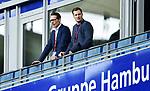 v.l. Henning Bindzus (Direktor Business Relations und Marke, HSV), Marcell Jansen (Aufsichtsratvorsitzender und Praesident HSV e.V.)<br />Hamburg, 28.06.2020, Fussball 2. Bundesliga, Hamburger SV - SV Sandhausen<br />Foto: VWitters/Witters/Pool//via nordphoto<br /> DFL REGULATIONS PROHIBIT ANY USE OF PHOTOGRAPHS AS IMAGE SEQUENCES AND OR QUASI VIDEO<br />EDITORIAL USE ONLY<br />NATIONAL AND INTERNATIONAL NEWS AGENCIES OUT