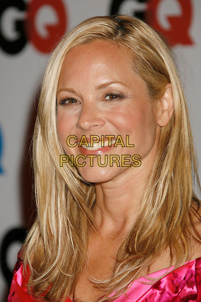 MARIA BELLO.2006 GQ Men of the Year Awards held at the Sunset Tower Hotel, West Hollywood, USA..November 29th, 2006.headshot portrait .CAP/ADM/RE.©Russ Elliot/AdMedia/Capital Pictures