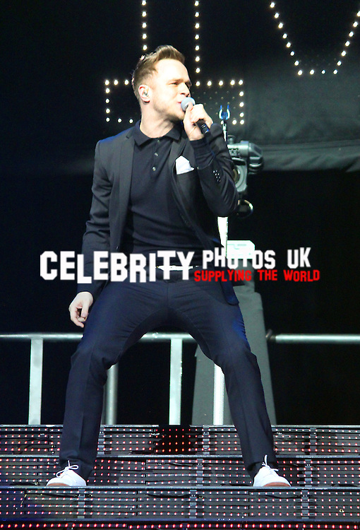 Olly Murs live at The O2, London 29/03/2013 photo by helen parish