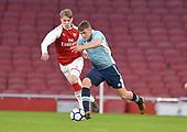 16/04/2018 Arsenal v Blackpool FAYC Semi 2L<br /> <br /> Jack Newton