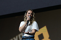 SAO PAULO, SP - 06.12.2018 - CCXP 2018 - A atriz Paola Oliveira durante a Comic Con 2018 na S&atilde;o Paulo Expo, na zona sul de S&atilde;o Paulo na tarde desta quinta-feira (06).<br /> <br /> (Foto: Fabricio Bomjardim / Brazil Photo Press)