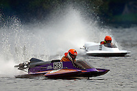 H-83 and 33   (PRO Outboard Hydroplane)