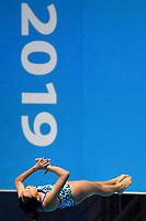 Lam Chan HKG Honk Kong <br /> Gwangju South Korea 18/07/2019<br /> Women's 3m Springboard  Preliminary <br /> 18th FINA World Aquatics Championships<br /> Nambu University Aquatics Center  <br /> Photo © Andrea Staccioli / Deepbluemedia / Insidefoto
