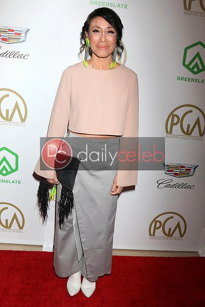 Tan Kheng Hua<br /> at the 2019 Producer's Guild Awards, Beverly Hilton Hotel, Beverly Hills, CA 01-19-19<br /> David Edwards/DailyCeleb.com 818-249-4998