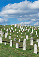 Cemetery, Ephrata, Pennsylvania, USA