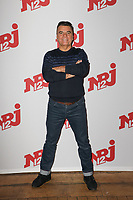 "DOMINIQUE DAMIEN REHEL - PHOTOCALL NRJ 12 DES CANDIDATS ""FRIENDS TRIP 4"" AU BUDDHA BAR A PARIS, FRANCE, LE 14/12/2017."