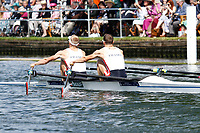 Race: 15 - Event: DOUBLES - Berks: 519 P.H. HOUIN &amp; J.A. AZOU, FRA - Bucks: 528 J.W. STOREY &amp; C.W. HARRIS, NZL<br /> <br /> Henley Royal Regatta 2017<br /> <br /> To purchase this photo, or to see pricing information for Prints and Downloads, click the blue 'Add to Cart' button at the top-right of the page.