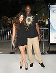 Khloe Kardashian & Lamar Odom at The Warner Brother Pictures Premiere of Whiteout held at The Mann's Village Theatre in Westwood, California on September 09,2009                                                                                      Copyright 2009 DVS / RockinExposures
