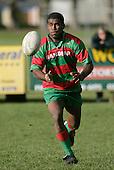 Waiuku firstfive P. Tavia. Counties Manukau Premier Club Rugby, Pukekohe v Waiuku  played at the Colin Lawrie field, on the 3rd of 2006.Pukekohe won 36 - 14