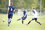 16mSOC Blue and White 191<br /> <br /> 16mSOC Blue and White<br /> <br /> May 6, 2016<br /> <br /> Photography by Aaron Cornia/BYU<br /> <br /> Copyright BYU Photo 2016<br /> All Rights Reserved<br /> photo@byu.edu  <br /> (801)422-7322