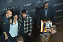AVENTURA, FL - NOVEMBER 14: Musician and actor Nick Jonas and designer John Varvatos (L) attend the launch of their fragrance collaboration, JVxNJ Silver Edition, at Macy's Aventura on November 14, 2019 in North Miami, Florida.  ( Photo by Johnny Louis / jlnphotography.com )