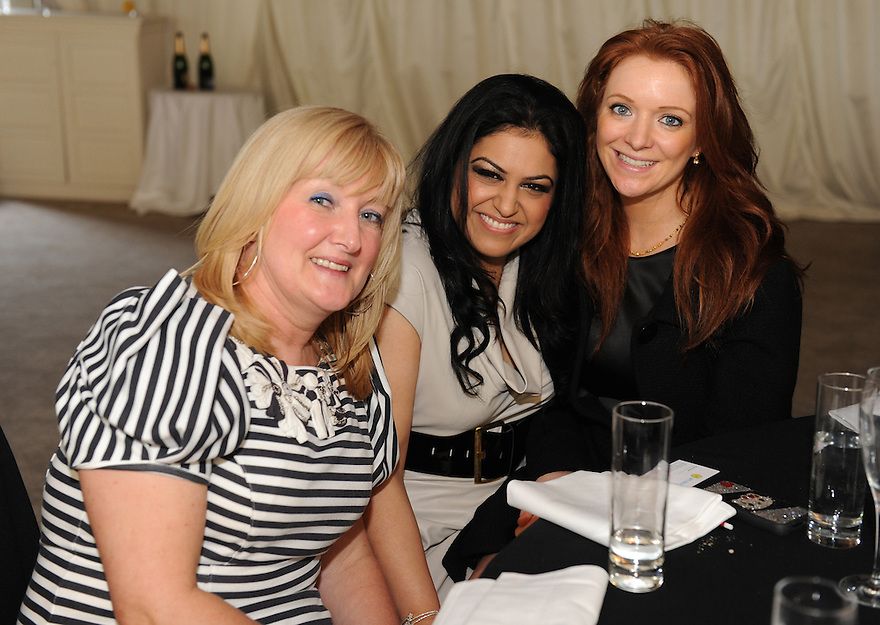 Women of Influence lunch 2012....