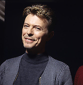 DAVID BOWIE - Paris France - 1995.  Photo credit: Renaud Monfourny/Dalle/IconicPix  **UK ONLY**  **NO WEBSITES**