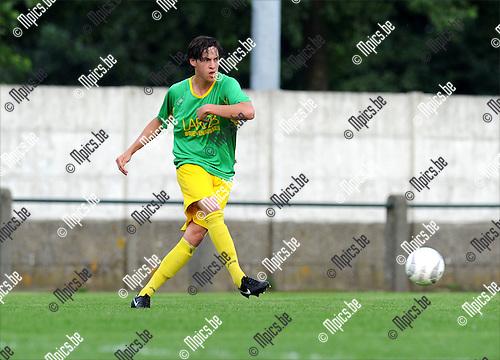 2011-07-28 / Voetbal / seizoen 2011-2012 / Sint Lenaarts / Lars Van den Brande..Foto: mpics