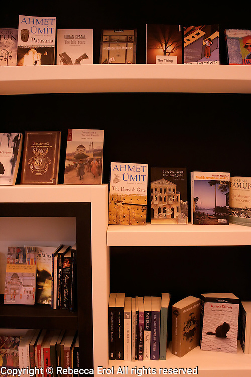 Turkish Books at the London Book Fair 2012
