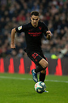 Sevilla's  Sergio Reguilon during La Liga match. January 18,2020. <br /> (ALTERPHOTOS/David Jar)