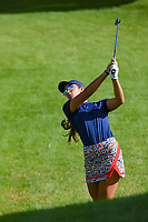Maria Fassi (MEX) watches her approach shot on 11 during the round 3 of the KPMG Women's PGA Championship, Hazeltine National, Chaska, Minnesota, USA. 6/22/2019.<br /> Picture: Golffile | Ken Murray<br /> <br /> <br /> All photo usage must carry mandatory copyright credit (© Golffile | Ken Murray)