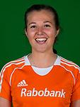 AMSTELVEEN- HOCKEY - XAN DE WAARD ,  lid van de trainingsgroep van het Nederlands dames hockeyteam. COPYRIGHT KOEN SUYK