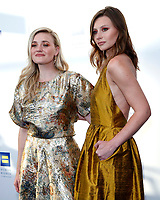 LOS ANGELES - MAR 30:  AJ Michalka, Aly Michalka at the Human Rights Campaign 2019 Los Angeles Dinner  at the JW Marriott Los Angeles at L.A. LIVE on March 30, 2019 in Los Angeles, CA