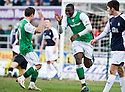 27/03/2010   Copyright  Pic : James Stewart.sct_jspa04_falkirk_v_hibernian  .::  SOL BAMBA CELEBRATES AFTER HE SCORES THE THIRD ::  .James Stewart Photography 19 Carronlea Drive, Falkirk. FK2 8DN      Vat Reg No. 607 6932 25.Telephone      : +44 (0)1324 570291 .Mobile              : +44 (0)7721 416997.E-mail  :  jim@jspa.co.uk.If you require further information then contact Jim Stewart on any of the numbers above.........