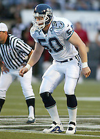 Mike O'Shea Toronto Argonauts 2003. Photo Scott Grant