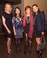 Rachel Weber, Bonnie Oda Homsey, Glorya Kaufman and Maya Varnell attend the Barak Ballet Champagne Reception at the Wallis Annenberg Center for the Performing Arts in Beverly Hills, CA on June 11, 2016 (Photo by Inae Bloom/Guest of a Guest)