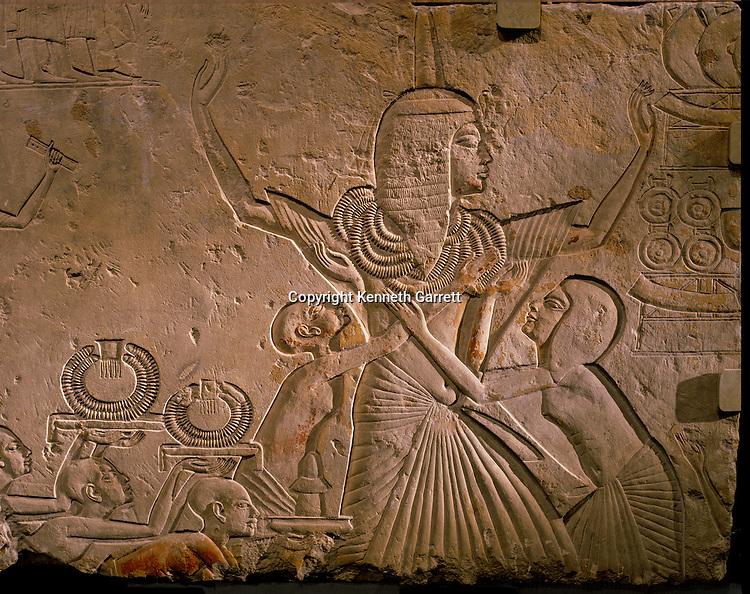 Egypt; Amarna; Pharaohs of the Sun; mm6714; Archaeology, Leiden Museum; Horemheb