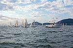 Rio de Janeiro Olympic Test Event - Fédération Française de Voile. 2015 Aquece Finn, Lobert.