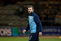 10th March 2020; Dens Park, Dundee, Scotland; Scottish Championship Football, Dundee FC versus Ayr United; Jamie Ness of Dundee during the warm up before the match