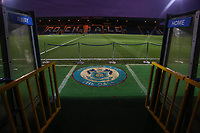 A general view of Spotland Stadium, home of Rochdale FC<br /> <br /> Photographer Juel Miah/CameraSport<br /> <br /> EFL Checkatrade Trophy - Northern Section Group C - Rochdale v Stoke City U23s - Tuesday 3rd October 2017 - Spotland Stadium - Rochdale<br />  <br /> World Copyright &copy; 2018 CameraSport. All rights reserved. 43 Linden Ave. Countesthorpe. Leicester. England. LE8 5PG - Tel: +44 (0) 116 277 4147 - admin@camerasport.com - www.camerasport.com