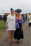 Marianne Vicidomina and Lisa Caraher at the 2011 Laytown races.(Photo credit should read Jenny Matthews www.newsfile.ie)....This Picture has been sent you under the conditions enclosed by:.Newsfile Ltd..The Studio,.Millmount Abbey,.Drogheda,.Co Meath..Ireland..Tel: +353(0)41-9871240.Fax: +353(0)41-9871260.GSM: +353(0)86-2500958.email: pictures@newsfile.ie.www.newsfile.ie.